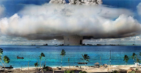 내로남불 미국 핵 정책