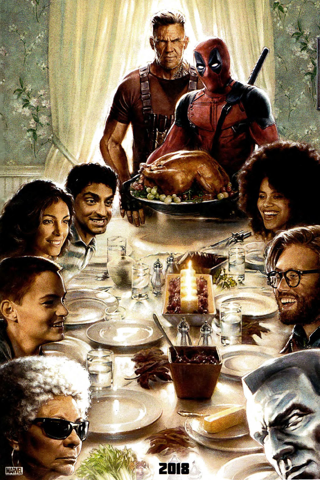 Deadpool 2: All in the Family