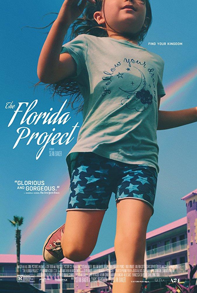 플로리다 프로젝트 (The Florida Project, 2017)
