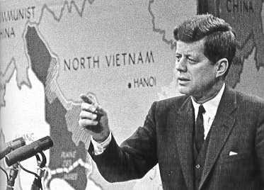 [61년]케네디, 한국과 베트남의 차이는?