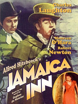 [스릴러] 자메이카 여인숙,Jamaica Inn (1939)