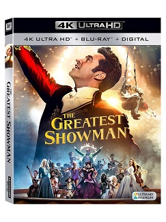 위대한 쇼맨(The Greatest Showman) UHD-B..