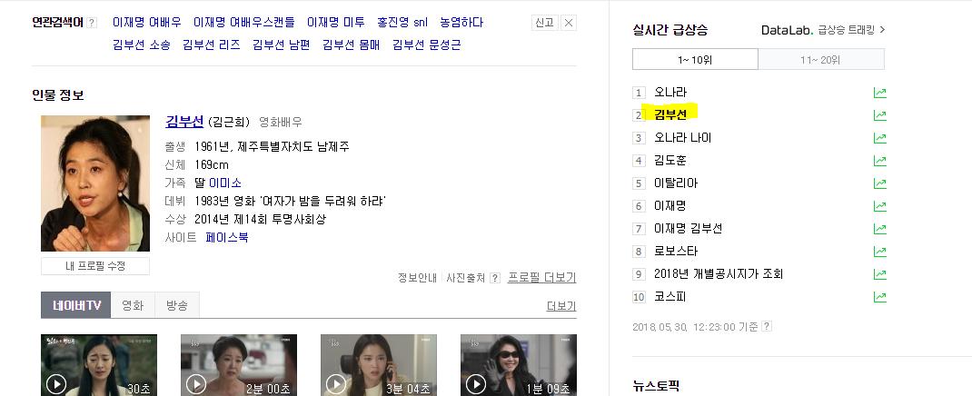(충격!)  이재명 관련 거짓기사 올리는 찌라시들
