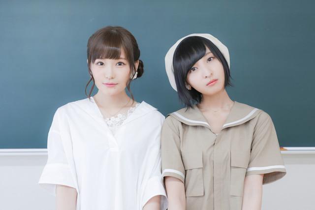 성우 타카하시 미나미 & 사쿠라 아야네의 사진, ..