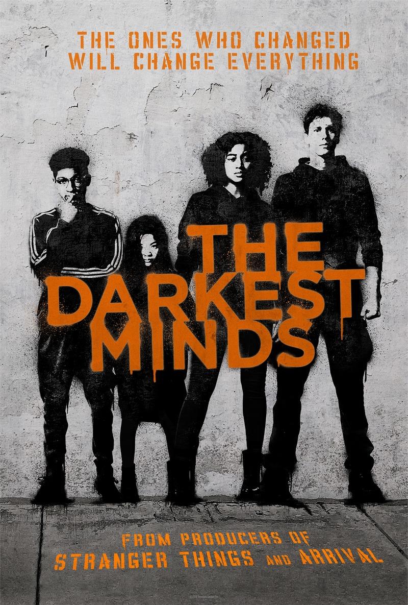 """""""The Darkest Minds"""" 한글자막 예고편입니다."""