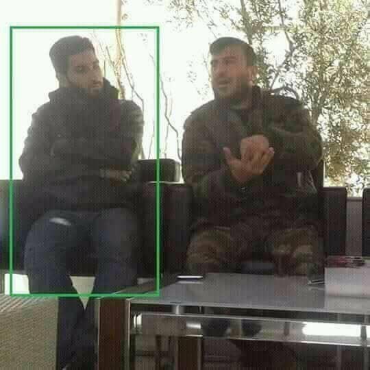 시리아 정부군의 주특기