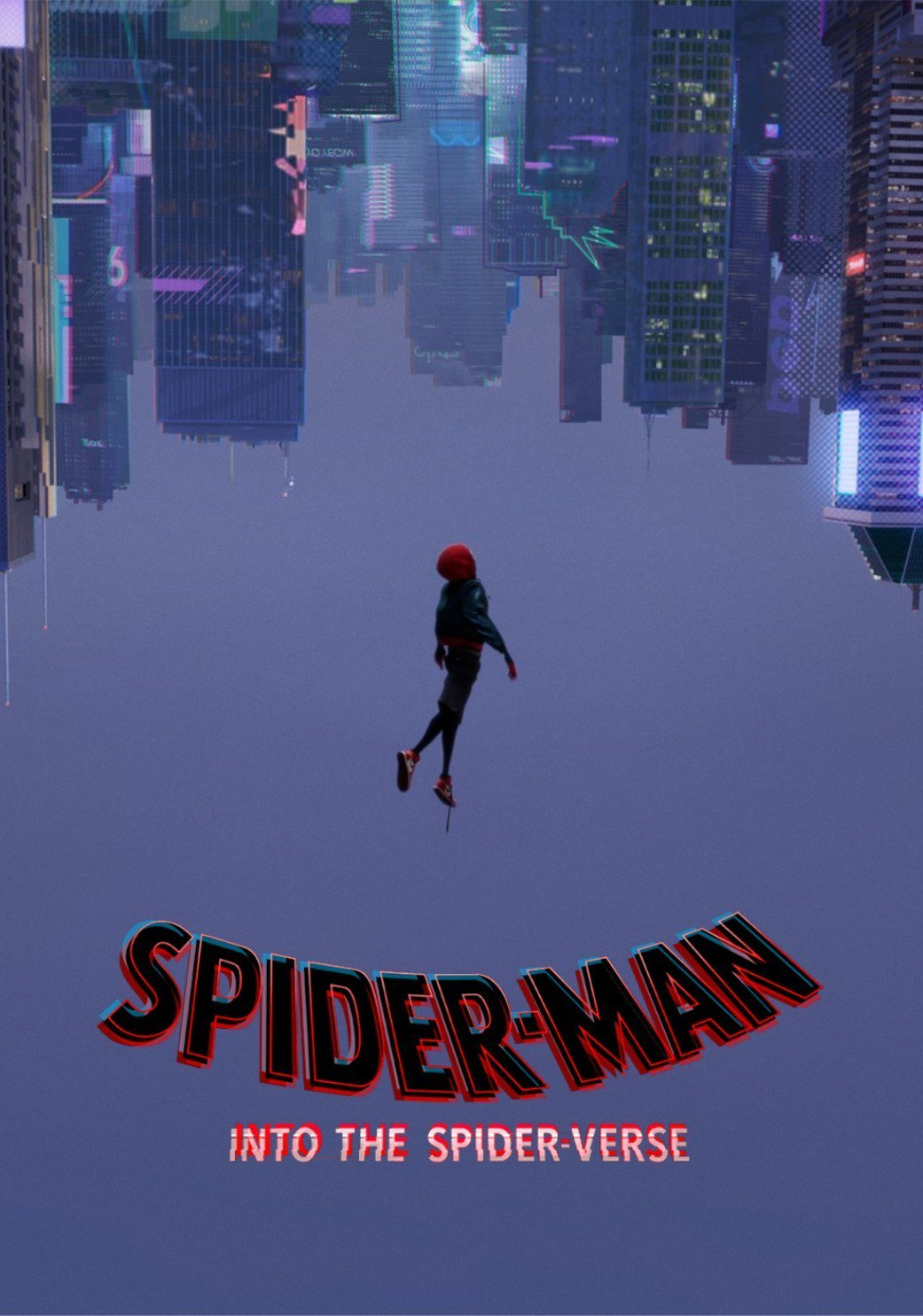 """SPIDER-MAN: INTO THE SPIDER-VERSE"" 예.."