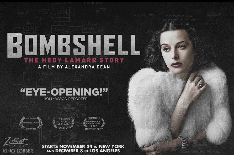 Bombshell: The Hedy Lamarr Story - No so ..