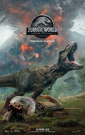 쥬라기 월드 폴른 킹덤 IMAX 3D - 전후반 이질적, ..