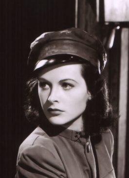 헤디 라마르 (Hedy Lamarr) 영화