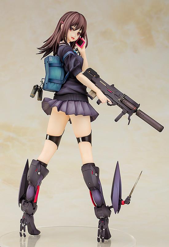 무장 x 미소녀 피규어 시리즈 ARMS NOTE '바이오닉..