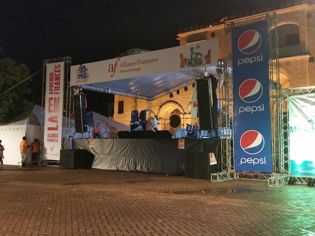 [도미니카공화국] 알리앙스 프랑스 주최 문화 공연