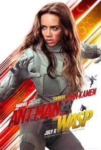 앤트맨과 와스프 Ant-Man and the Wasp (2018)