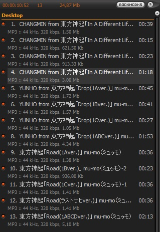 DL || 180718 Road Single (all songs mu-mo prev..