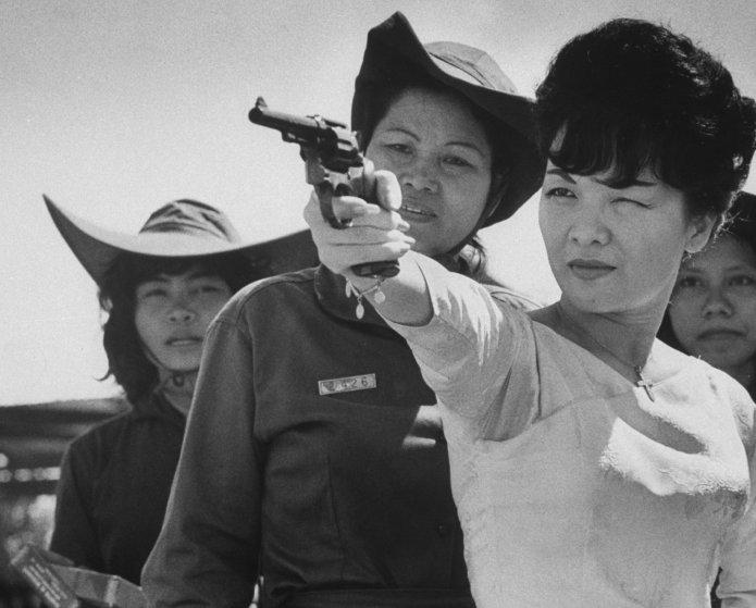 """""""마담 누,베트남의 반공투사,페미니스트?"""""""