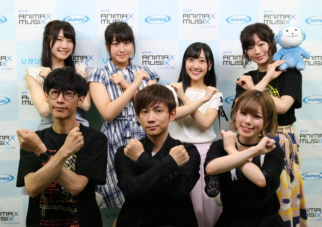 ANIMAX MUSIX 2018-2019 supported by 히카리TV..