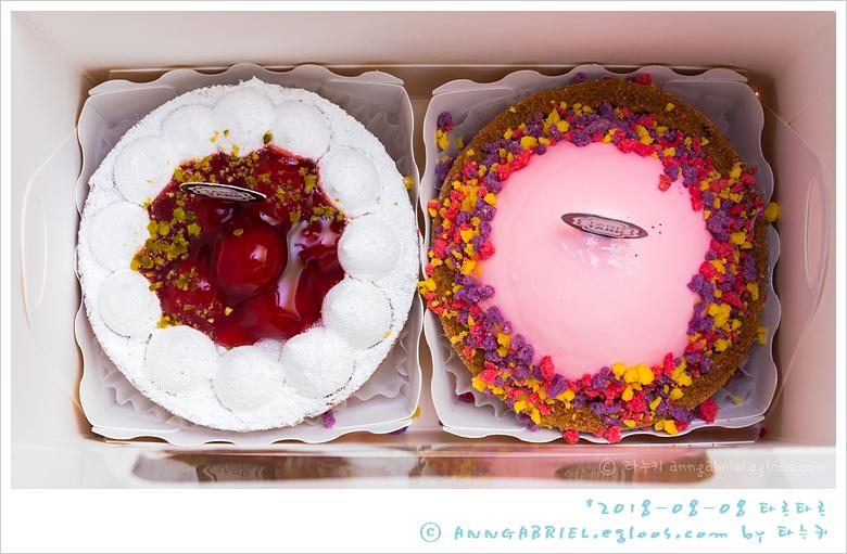 [용산 아이파크몰] 핑키한 핑크돔과 체리타르트..