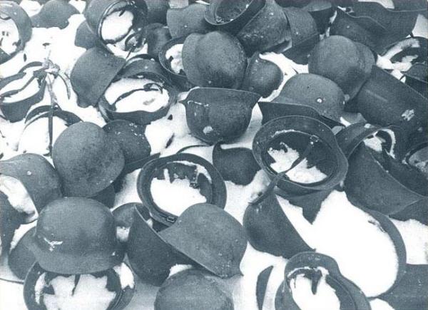 스탈린그라드의 패배에 대한 독일 국민들의 반응