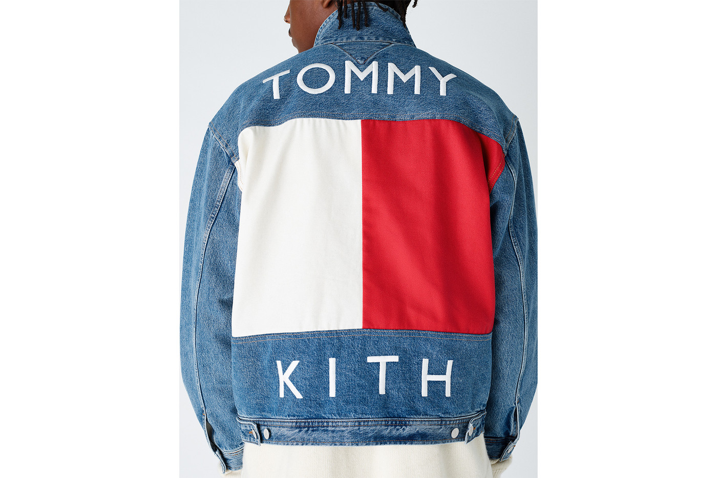 - Tommy Hilfiger x KITH Travel Back to the 90..