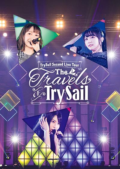 2018년 5월 20일자 공연이 수록된 성우 유닛 'TrySail'의..