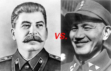 """[38년]스탈린,""""중일전쟁에 개입하지 못하는 이유는?"""""""